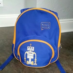 Little kid backpack from Four Peas